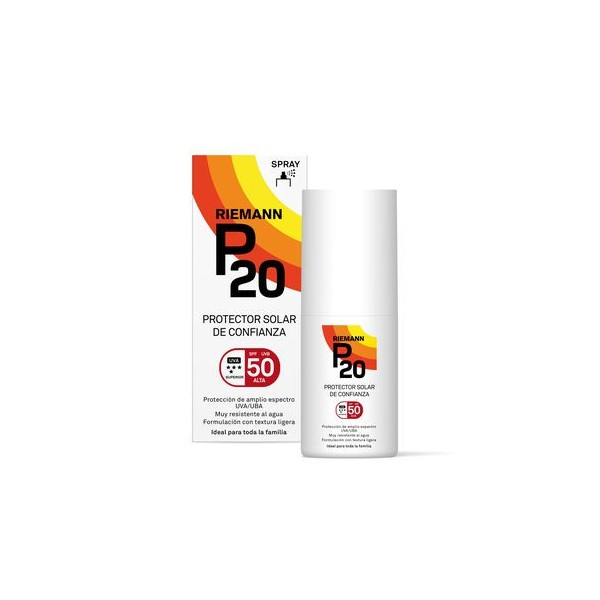 P20 Spray FPS50 (40ml)