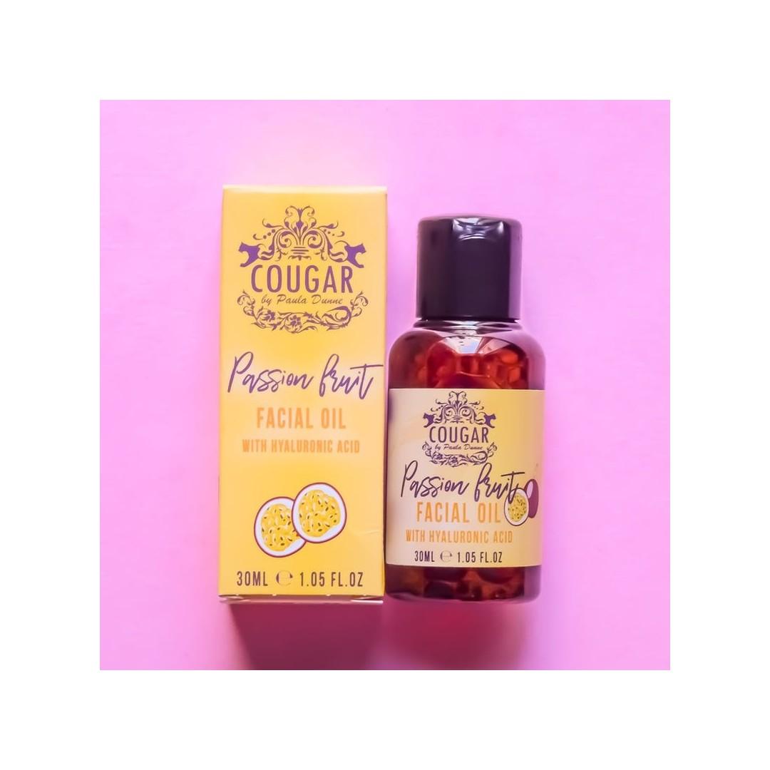 COUGAR Passion Fruit Facial Oil