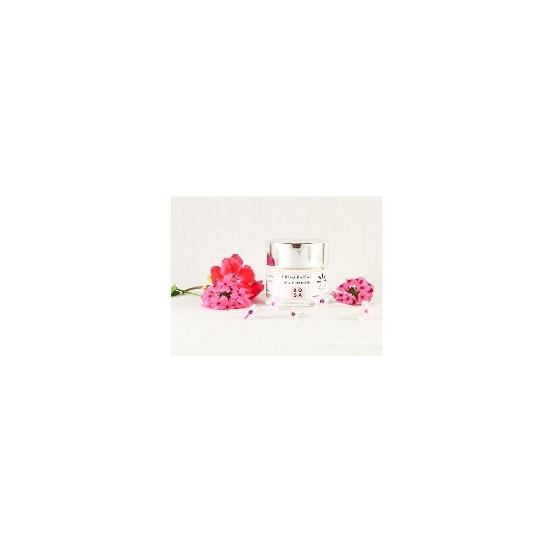 crema facial rosa mosqueta de natural issie
