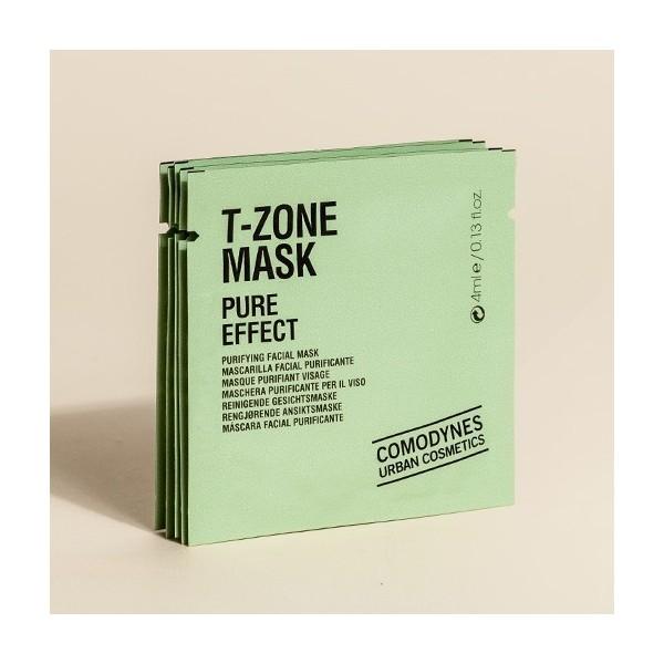 mascarillas monodosis para la zona t COMODYNES T-Zone Mask
