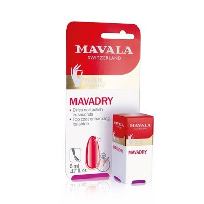 mavala mavadry top coat secante