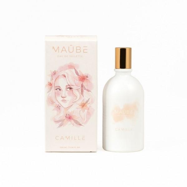 Eau de Toilette Camille de Maube Cosmetics