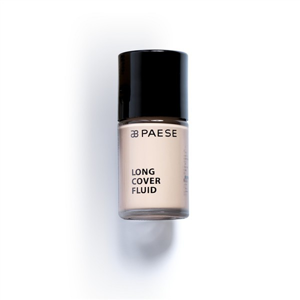 PAESE COSMETICS Long Cover Fluid