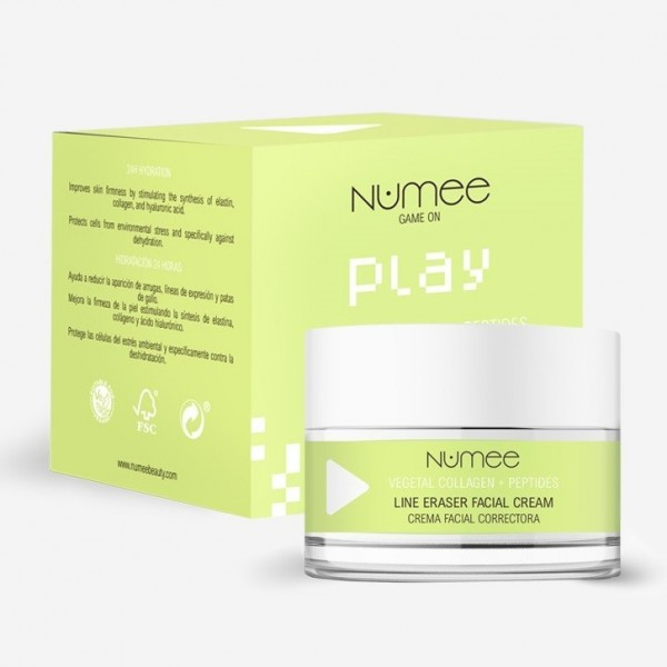 NUMEE PLAY Line Eraser Facial Cream