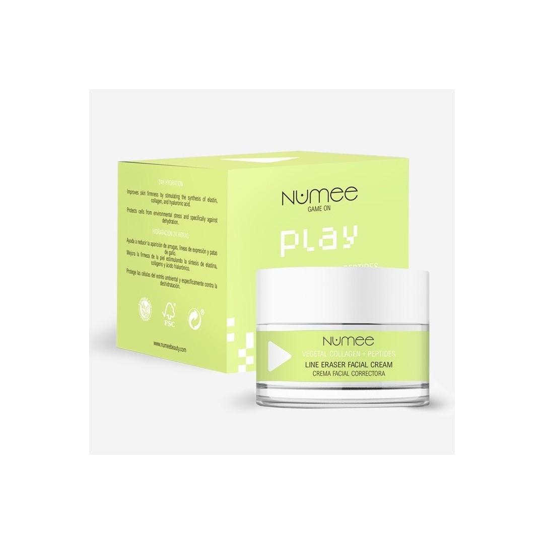 NUMEE PLAY Line Eraser Facial Cream