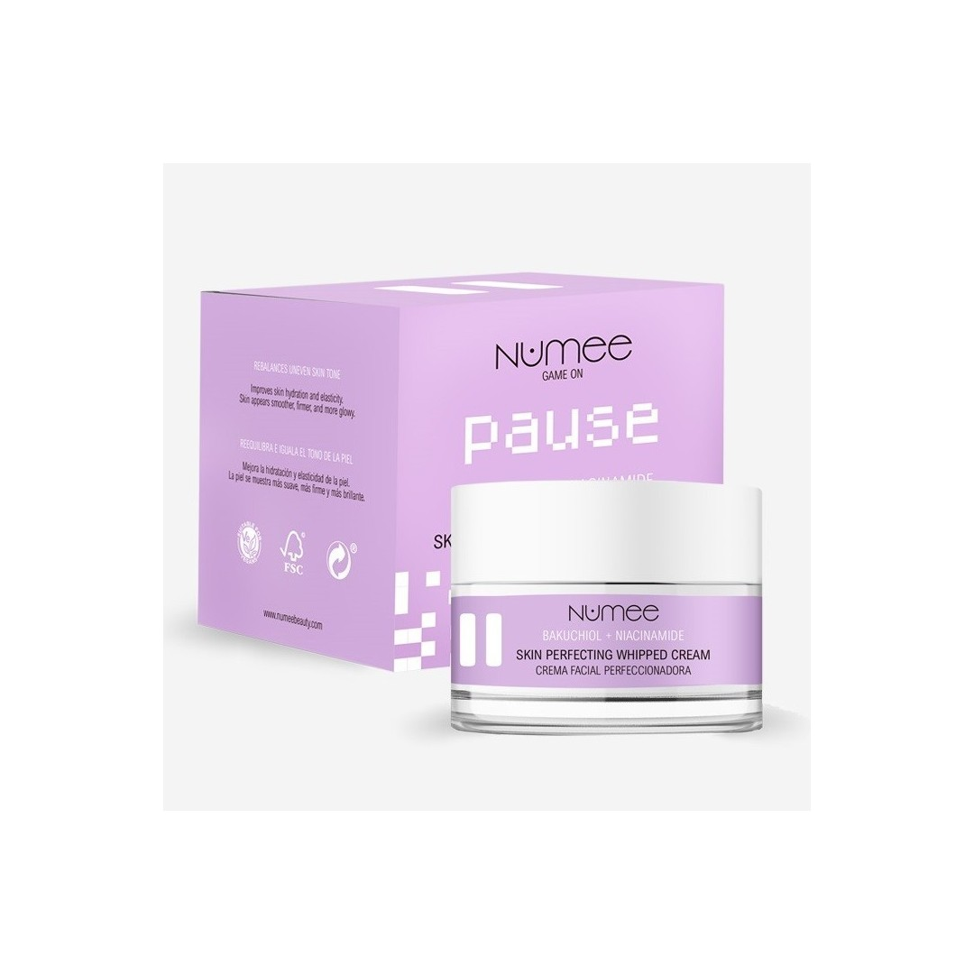 NUMEE PAUSE Skin Perfecting Whipped Cream