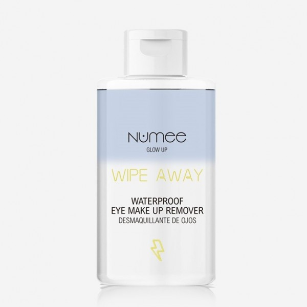 NUMEE WIPE AWAY Waterproof Eye Make-Up Remover