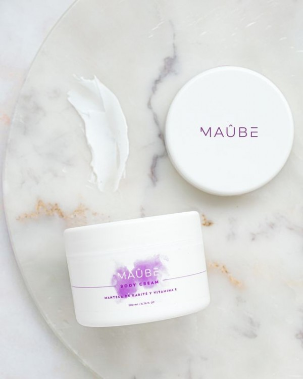 maube the body cream