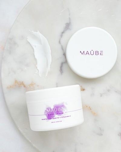 maube the body cream