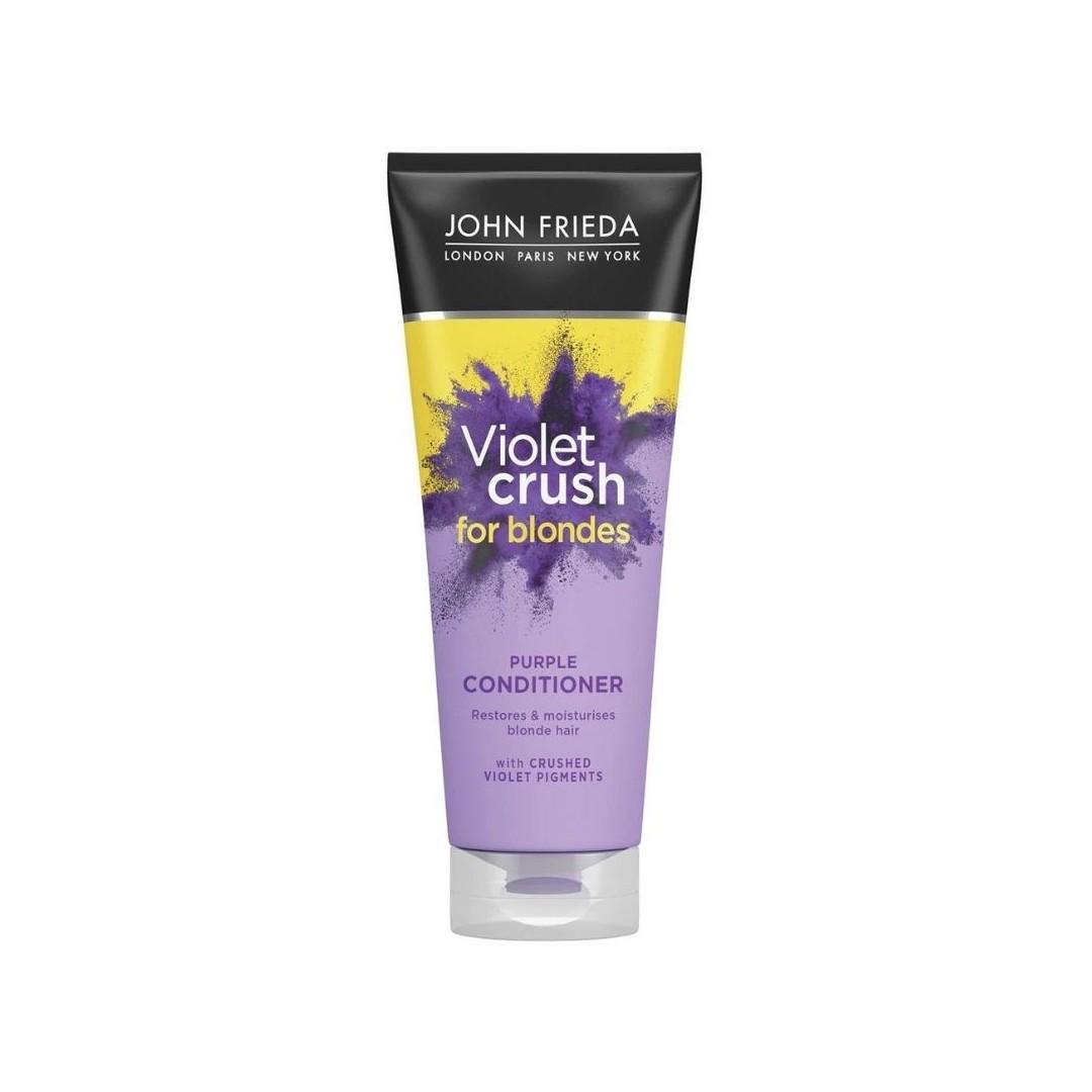 JOHN FRIEDA Acondicionador Violet Crush