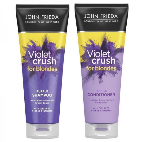 JOHN FRIEDA Pack Violet Crush (Champú + Acondicionador)