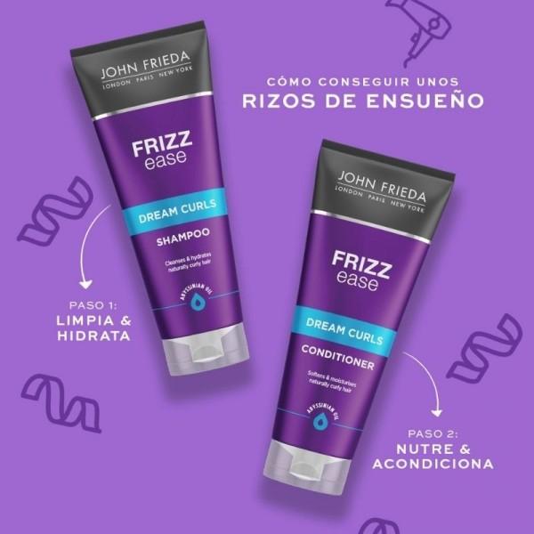 JOHN FRIEDA Acondicionador Rizos Definidos Frizz Ease